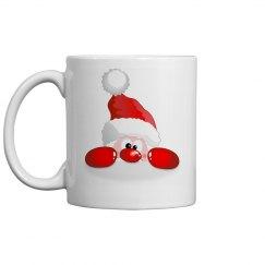 Cute Santa Mugs