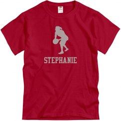 Basketball Girls Tshirt