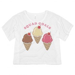 Neapolitan Squad Goals
