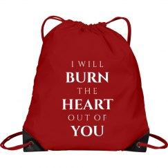 Burn The Heart Bag