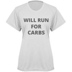 Will Run For Carbs