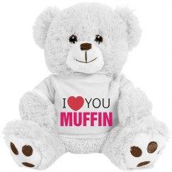 Love you muffin