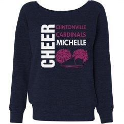 Cheer Sweatshirt