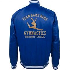 Gymnastics Fan Design