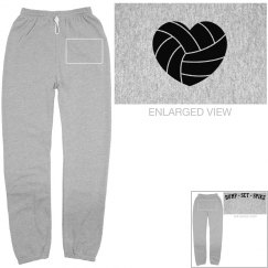 Volleyball Swt Pants