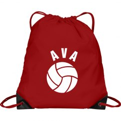 Ava Personalized Volleyball bag