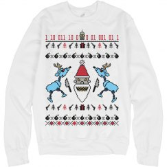 Evil Christmas Sweater