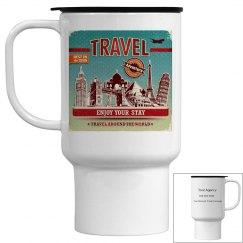 Travel Concierge mug