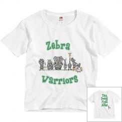 Zebra Warriors (kids)