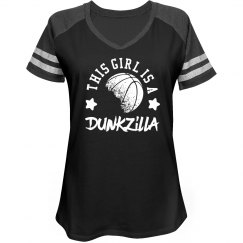 Dunk Zilla Girl Jersey