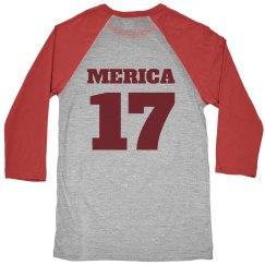 Matching July 4th Merica 1776