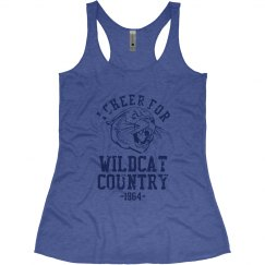 Wildcat Cheer 1984