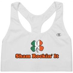 Shamrock Sports Bra