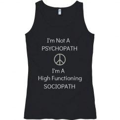 I'm a sociopath