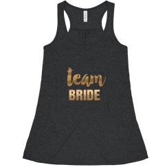 Team Bride Tank Top