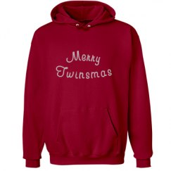 Merry Twinsmas Adult Sweatshirt