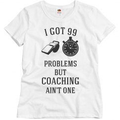 Coaching Ain't One