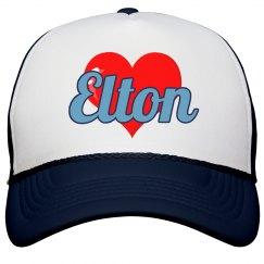 I love Elton