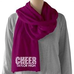 High School Taylor Cheer