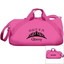 G.U.T.T.A Queen Gym Bag