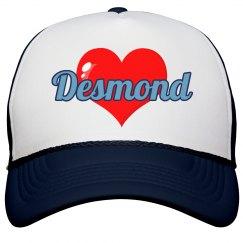 I love desmond