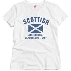 Scottish and fabulous