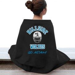 Wolves Football Fan