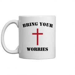 Bring your worries