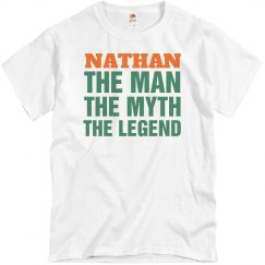 Nathan the man