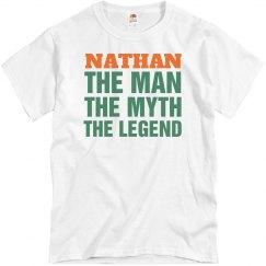 Nathan the man