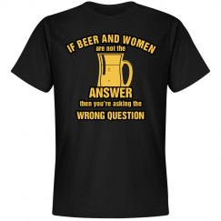 Beer And Women