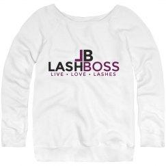 LB Lash Boss Sweater