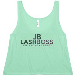 LB Lash Boss Tank Top