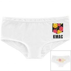 Ladies KMAC CANCER PANTIE