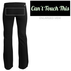 Can't Touch This pants