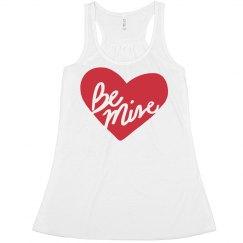 Be Mine Valentine's Day PJ Shirt