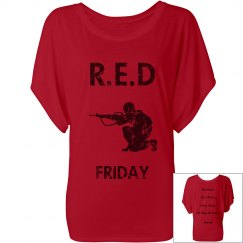 RED Friday 2