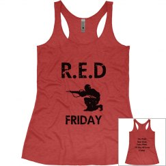 RED Friday 3