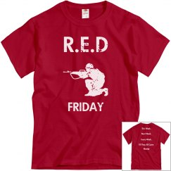 RED Friday 4