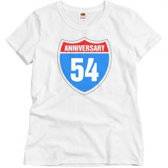 54th Anniversary