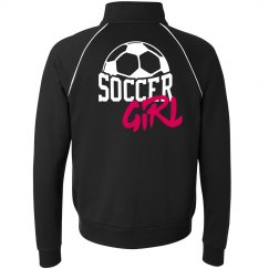 My Soccer Girl Jacket