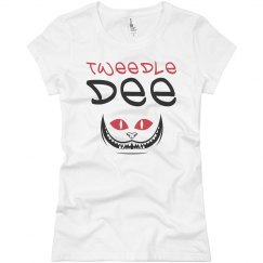 Tweedle Dee Cat