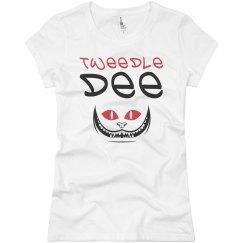 Tweedle Dee Cat