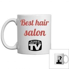 best hair salon mug