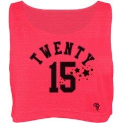 TWENTY-15 (2015) TANK TOP