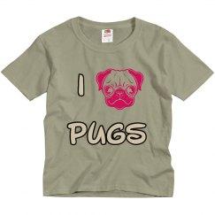 I love Pugs (pic)