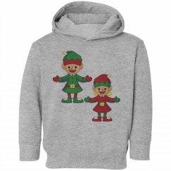 Festive Kids Sweater