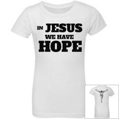 In JESUS we have HOPE!