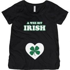 Wee Bit Irish St Pat's Maternity