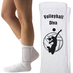 Volleyball diva